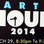 earth hour 2014